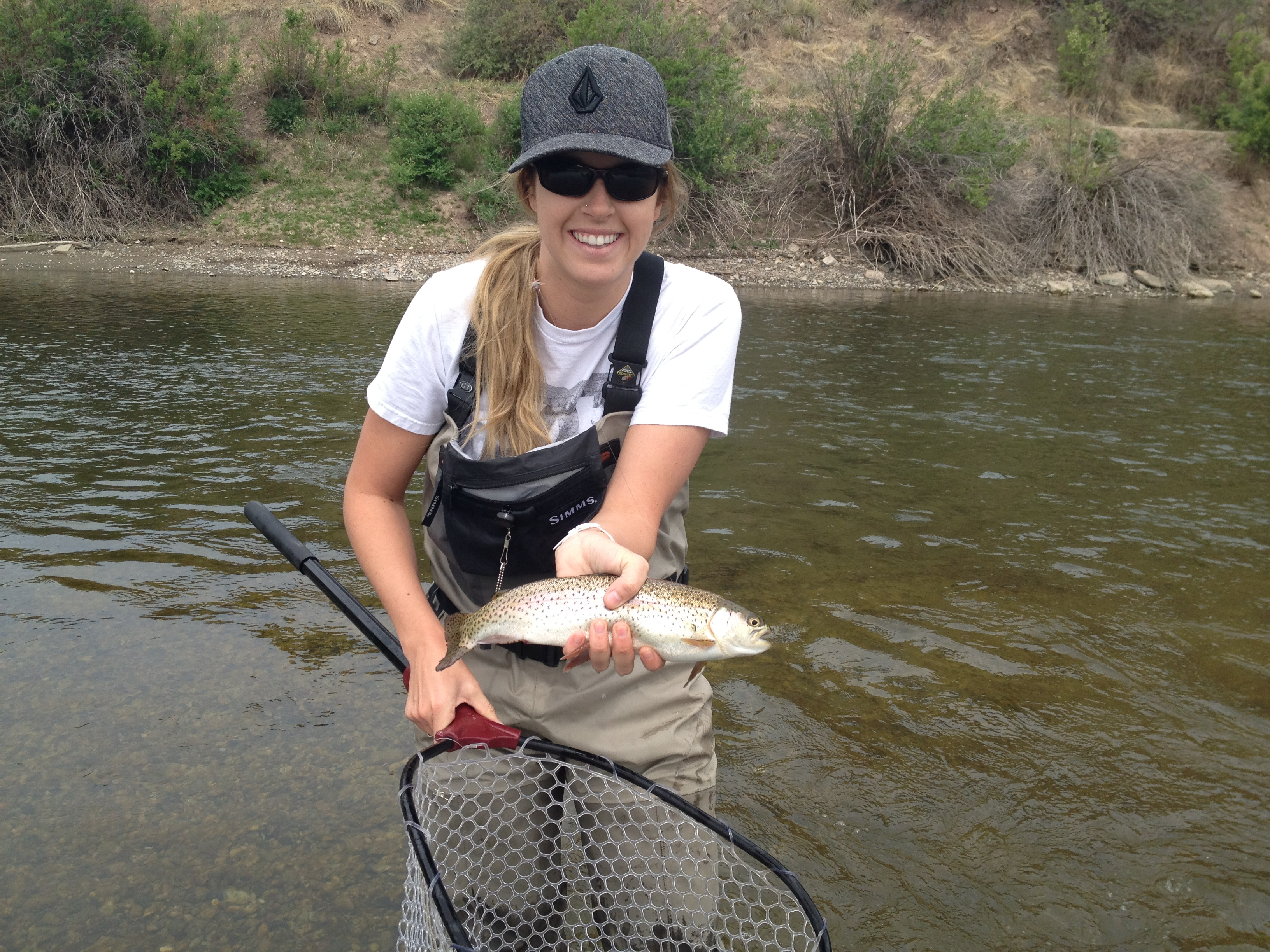 Woman Fly Fishing Stock Photos, Images, & Pictures - 173 ...